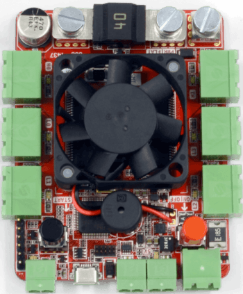 A photo of a power board